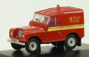 Oxford 76LR2AS002 Royal Mail Land Rover Series II - NEW